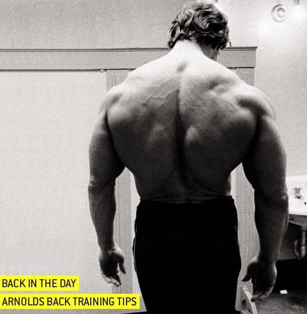 Back In The Day: Building A Big, Thick Back Requires You To Do Heavy-Duty Power Exercises