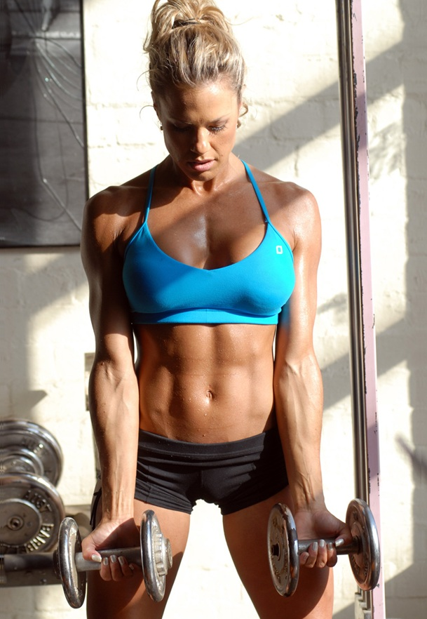 Keep The Drive Alive: Simplyshredded's Ultimate Female