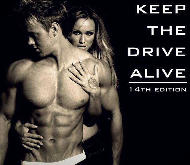 Keep The Drive Alive: 20 Of The Best Motivational And Inspirational Pictures On The Web [14th Edition]