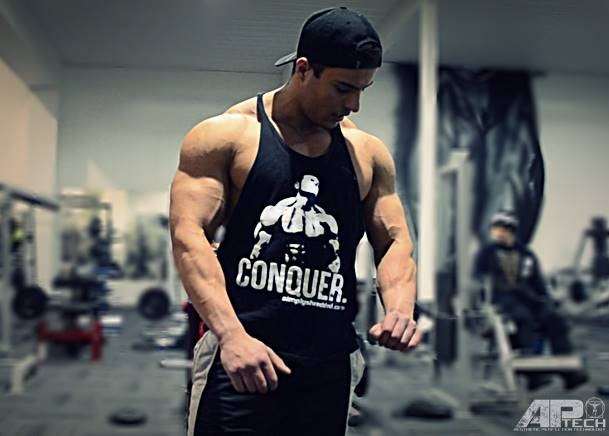 Beast Mode: Rising Star Marko Djordjic Talks With Simplyshredded.com
