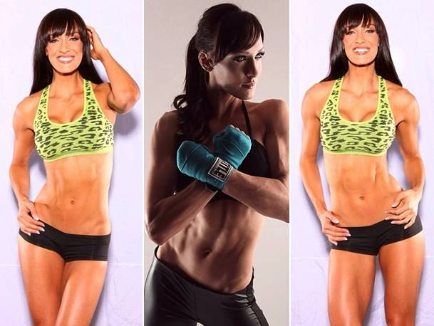Fitness Diva: Cover Model Heidi Carlsen Talks With Simplyshredded.com