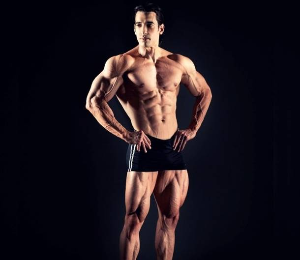 WNBF Pro Bodybuilder Francisco Montealegre Talks With Simplyshredded.com