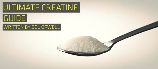 The Ultimate Creatine Guide For Maximum Muscle Gains - Written By Sol Orwell