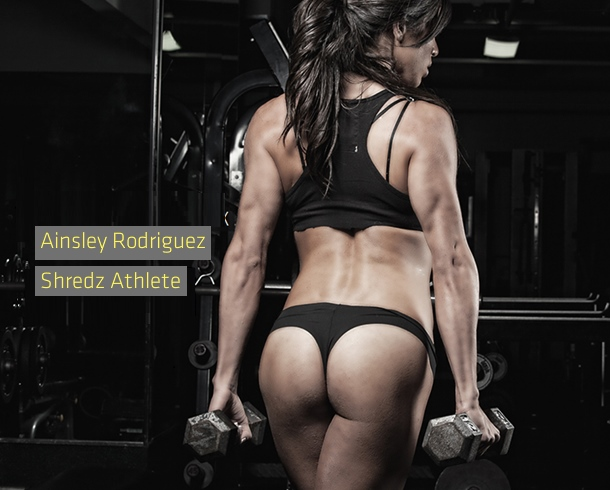 Rising Star: Fitness Model Ainsley Rodriguez Talks With Simplyshredded.com
