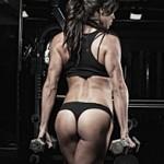 Rising Star: Fitness Model Ainsley Rodriguez Talks With Simplyshredded.com