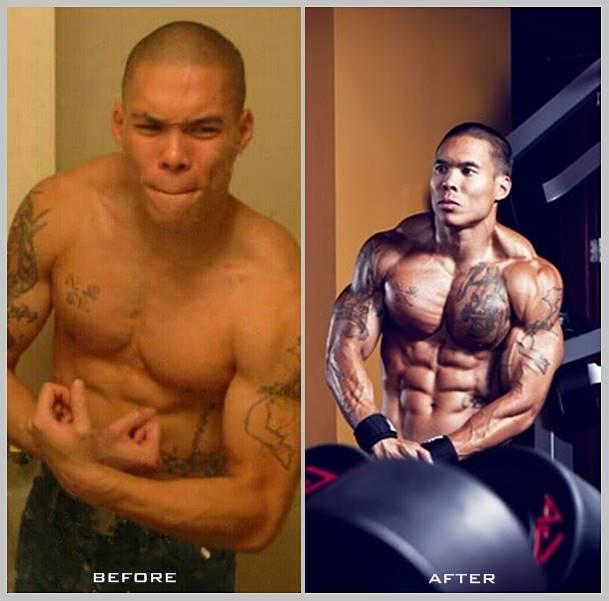 Ripped To Shreds: Fitness Model & Bodybuilder Pham Vu Talks With Simplyshredded.com
