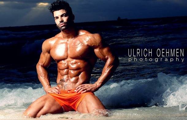Diced Up: Fitness Model Sergi Constance Talks With Simplyshredded.com
