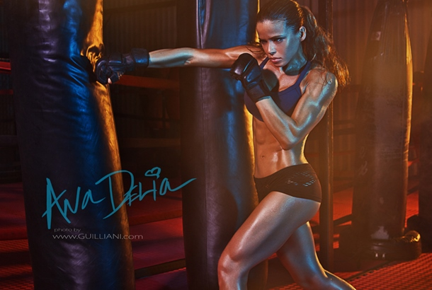ana delia iturrondo fitness modell
