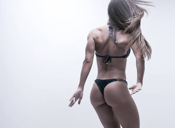 Brazilian Bombshell: Alice Matos Talks With Simplyshredded.com