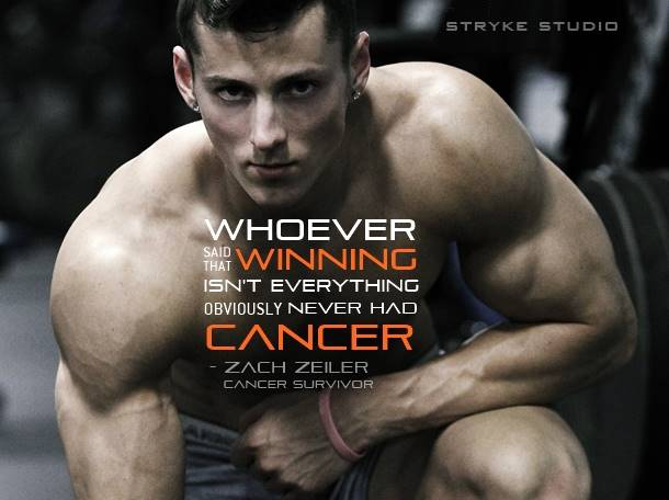 Cancer Survivor: Zach Zeiler Talks With Simplyshredded.com