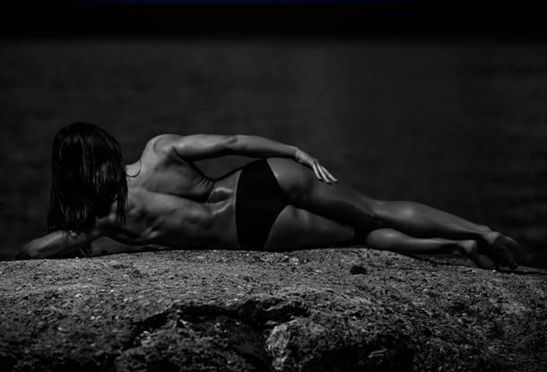 IFBB Bikini Fitness Athlete Lone Noras Talks With Simplyshredded.com