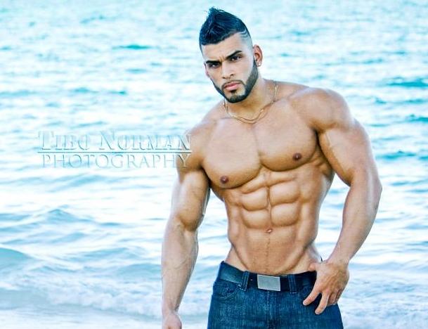 fitness model gerardo gabriel talks with simplyshredded
