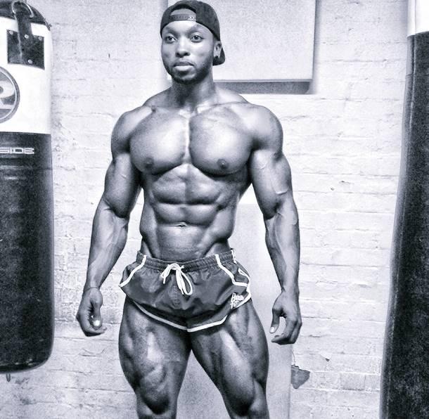 Beast Mode: Fitness Model Obi Vincent Talks With Simplyshredded.com
