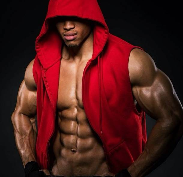 "Darnell  ""The Action Figure"" Ferguson Talks With Simplyshredded.com"