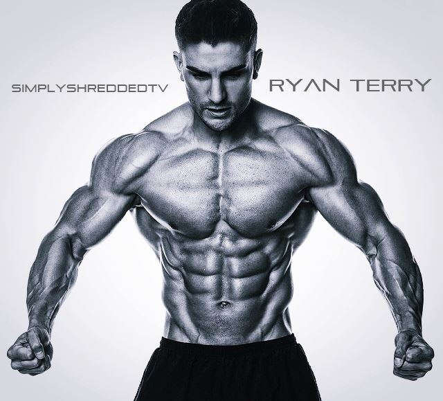 SimplyshreddedTV: The Origin Of Aesthetics - Featuring Ryan Terry