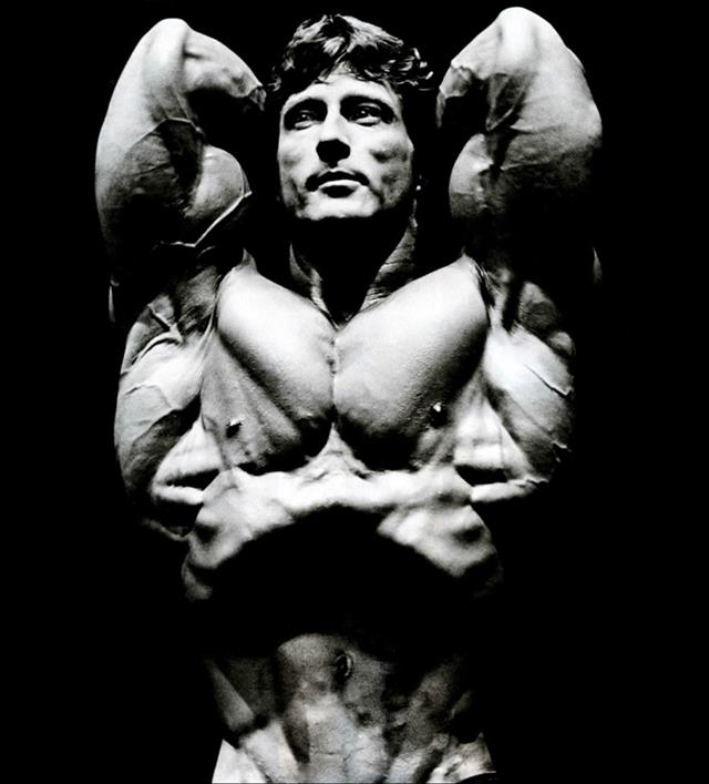 Sculpted To Perfection: 38 Photos From The Golden Era Of Bodybuilding