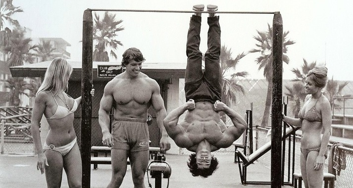 Keep The Drive Alive: Arnold Schwarzenegger and Franco ...