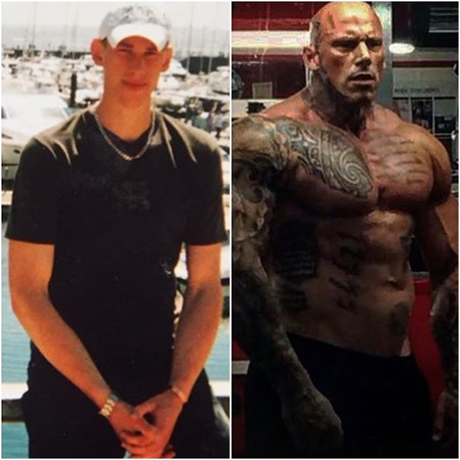 6'8″ – 320lb Monster! Martyn Ford Talks With