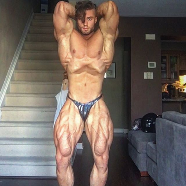 21 Year Old Beast: Chris Bumstead Talks With