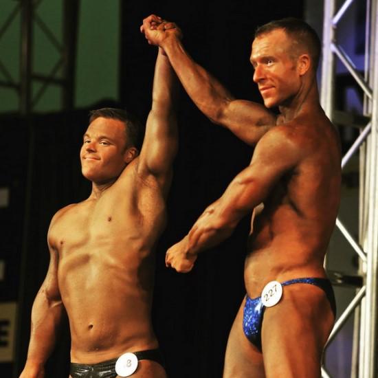 Keep The Drive Alive: Man With Down Syndrome Lives Bodybuilding Dream