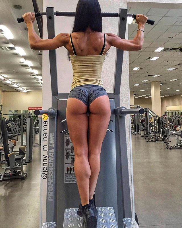 #strongandsexy Jenny Hanna [Motivational Gallery]