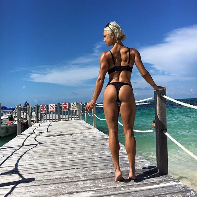 WBFF Pro Lauren Simpson Talks With Simplyshredded.com